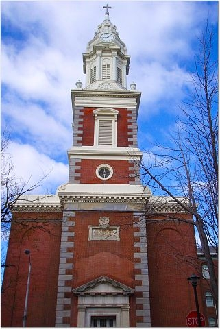 photo of independence hall in Philadelphia